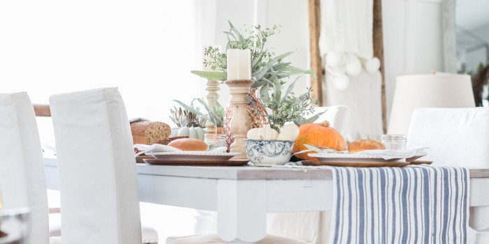 Fall Decor Ideas – The Evolution of a Home Tour