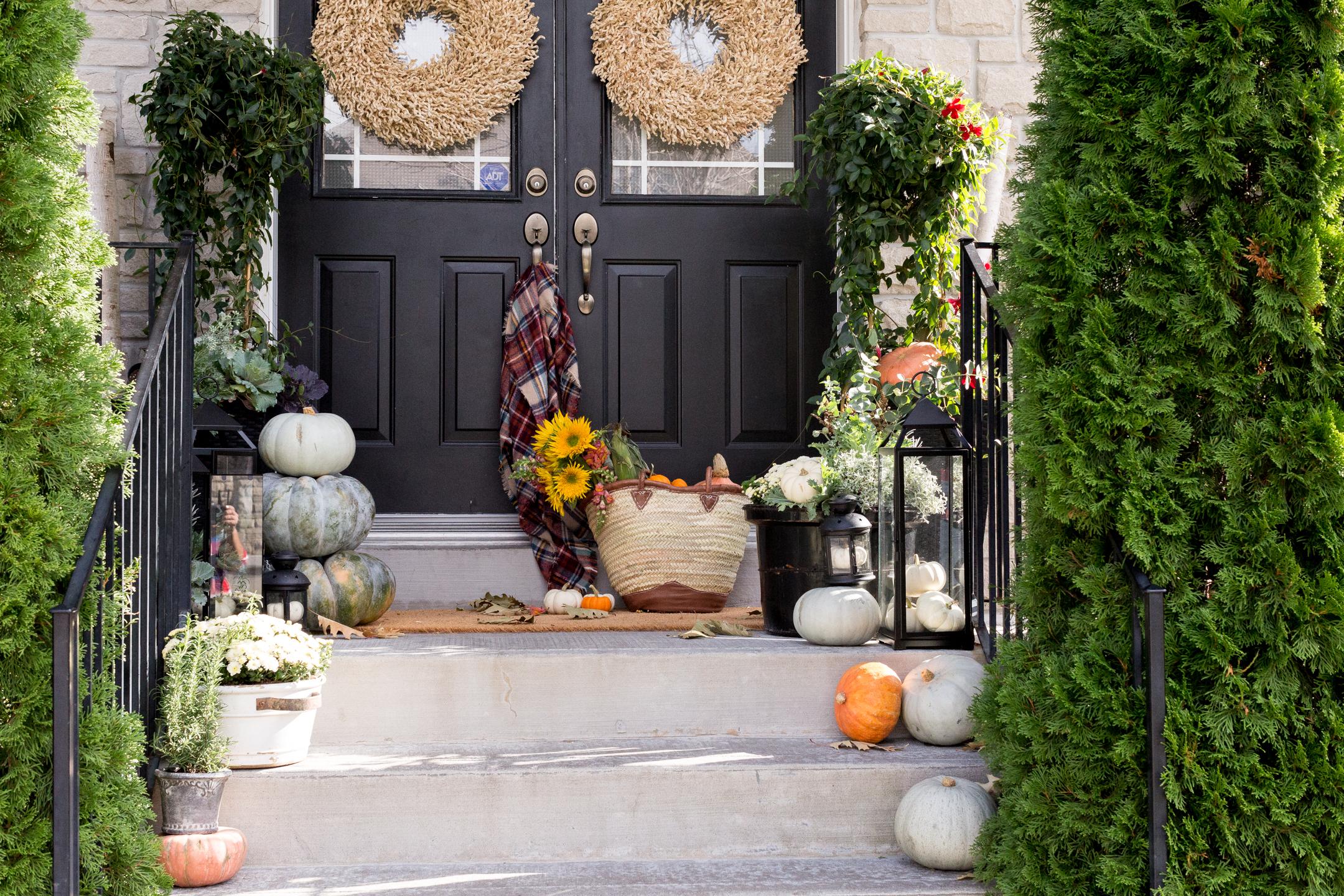 Fall Front Porch Ideas Craftberry Bush Bloglovin