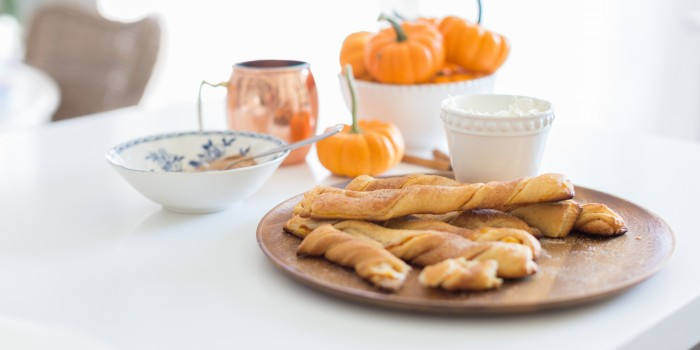 Pumpkin Pie Sticks