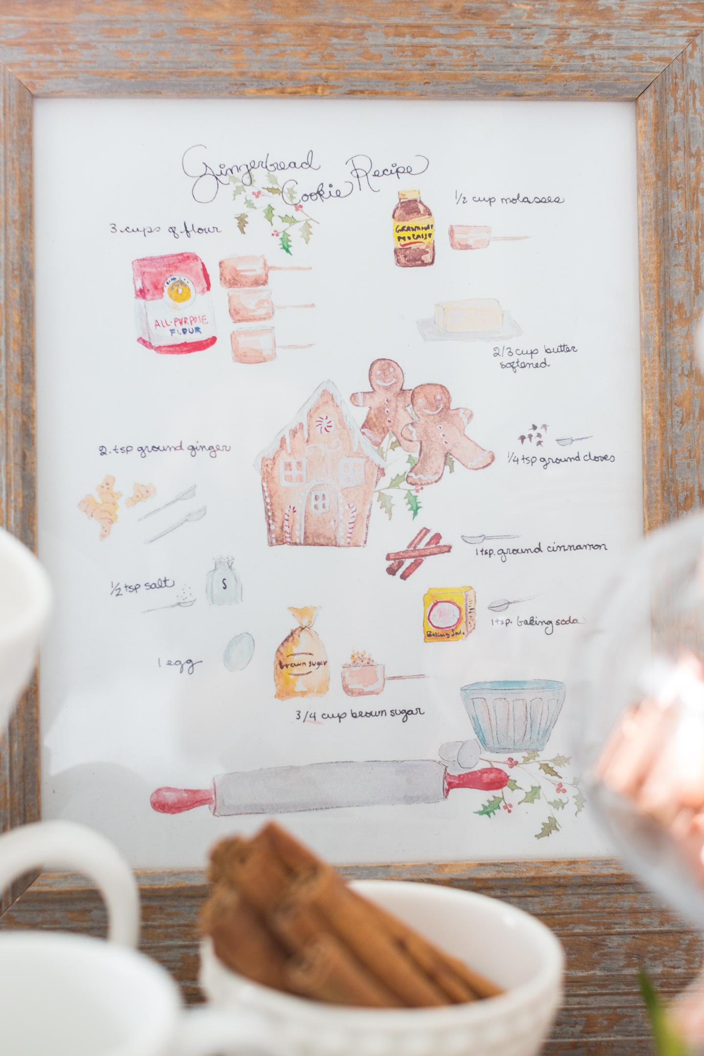 Gingerbreadcookiechristmasprint-5
