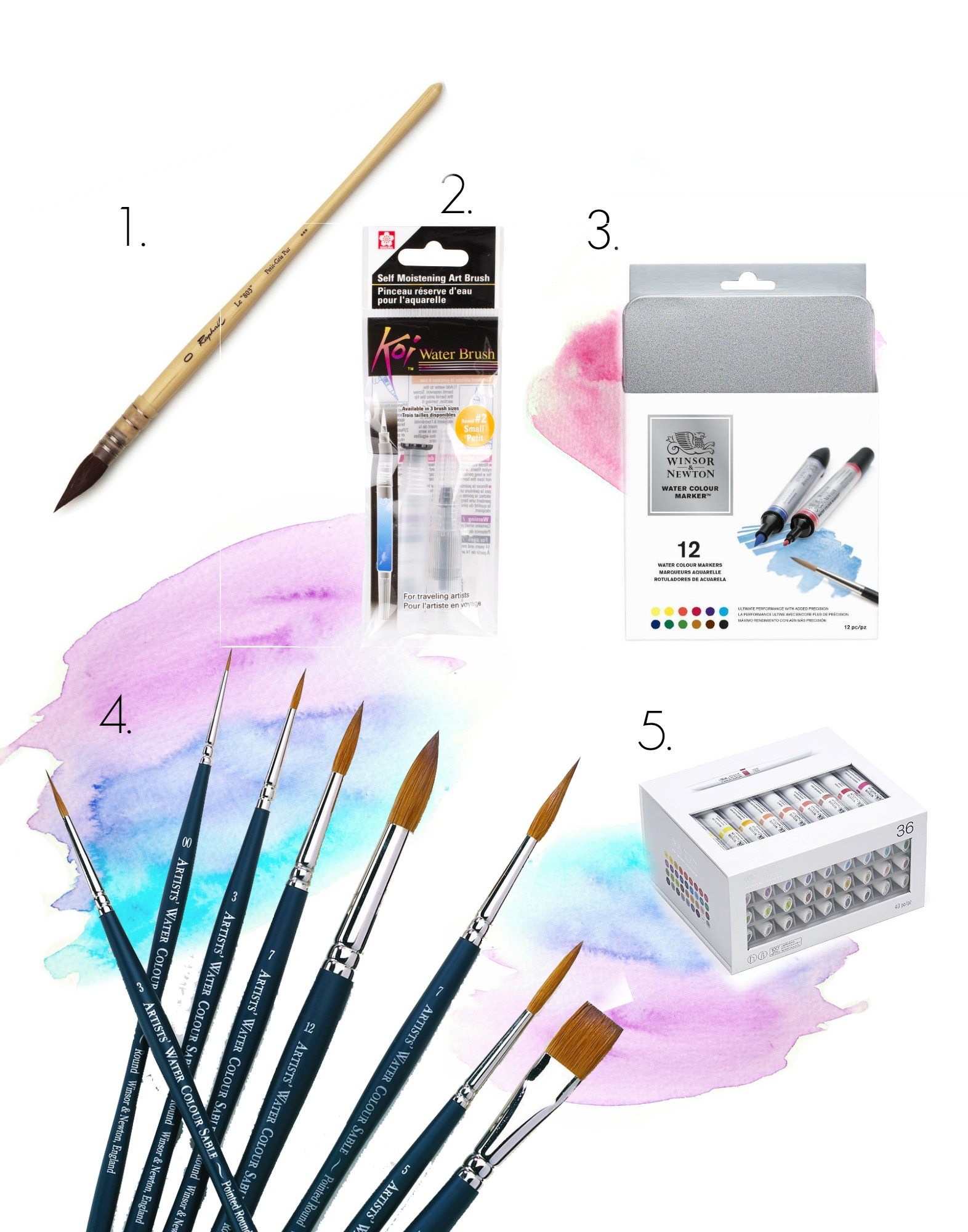 watercolorbrushes