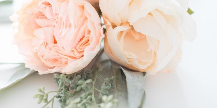 Crepe Paper Cabbage Rose