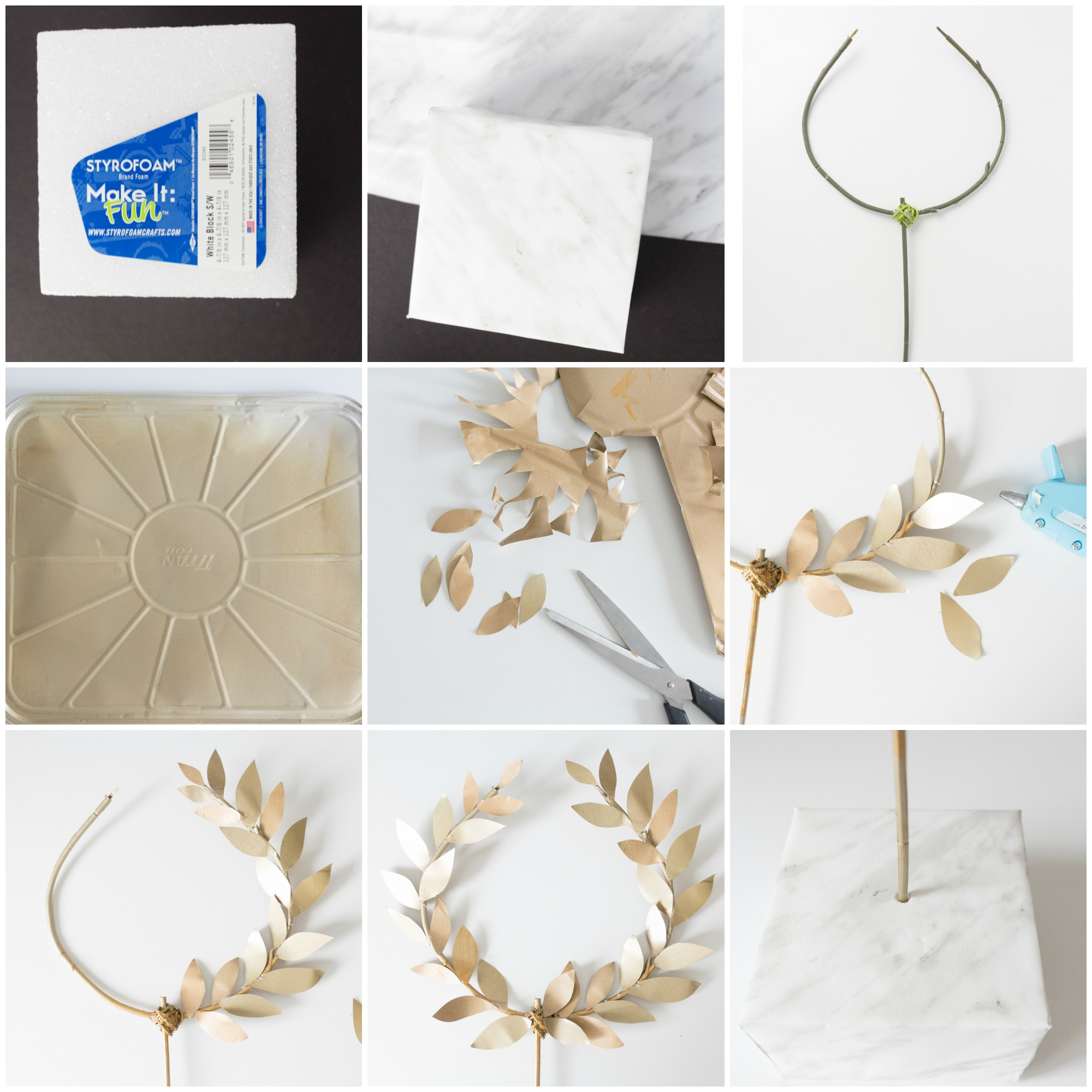 kotinos wreath diy
