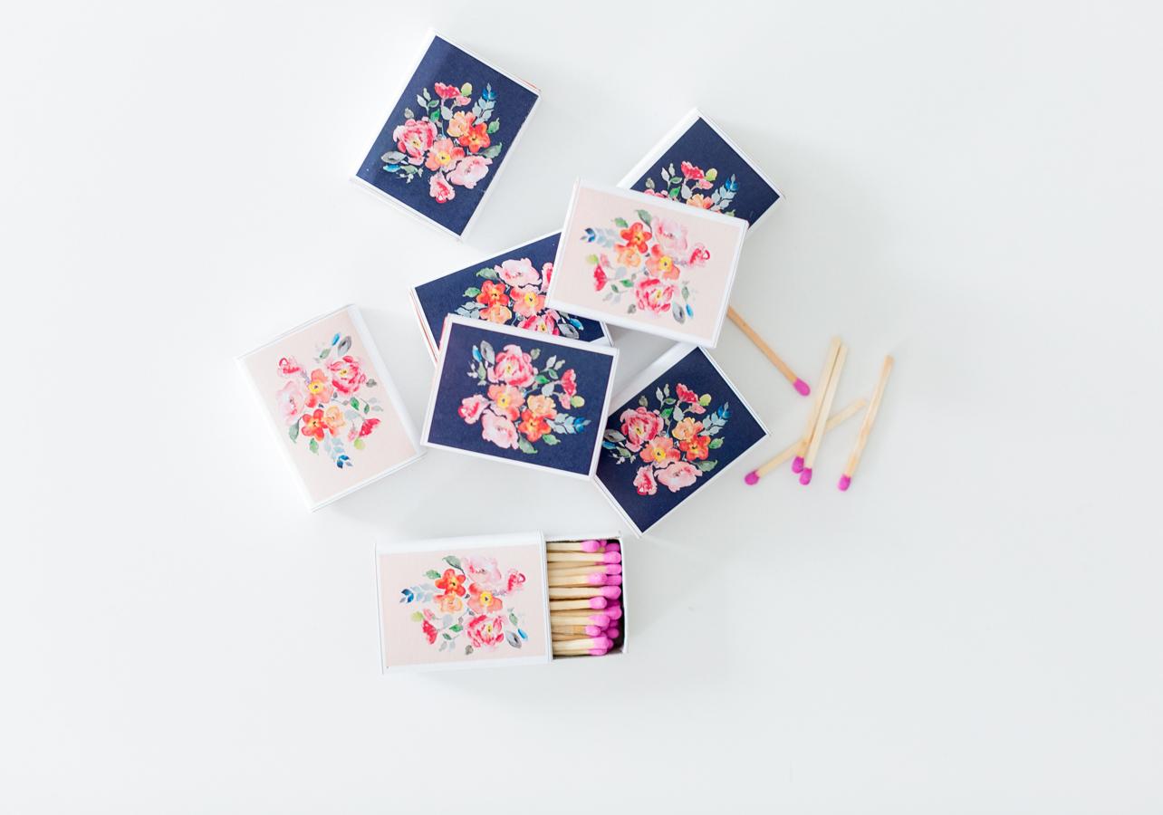 matchboxprintablecraftberrybush
