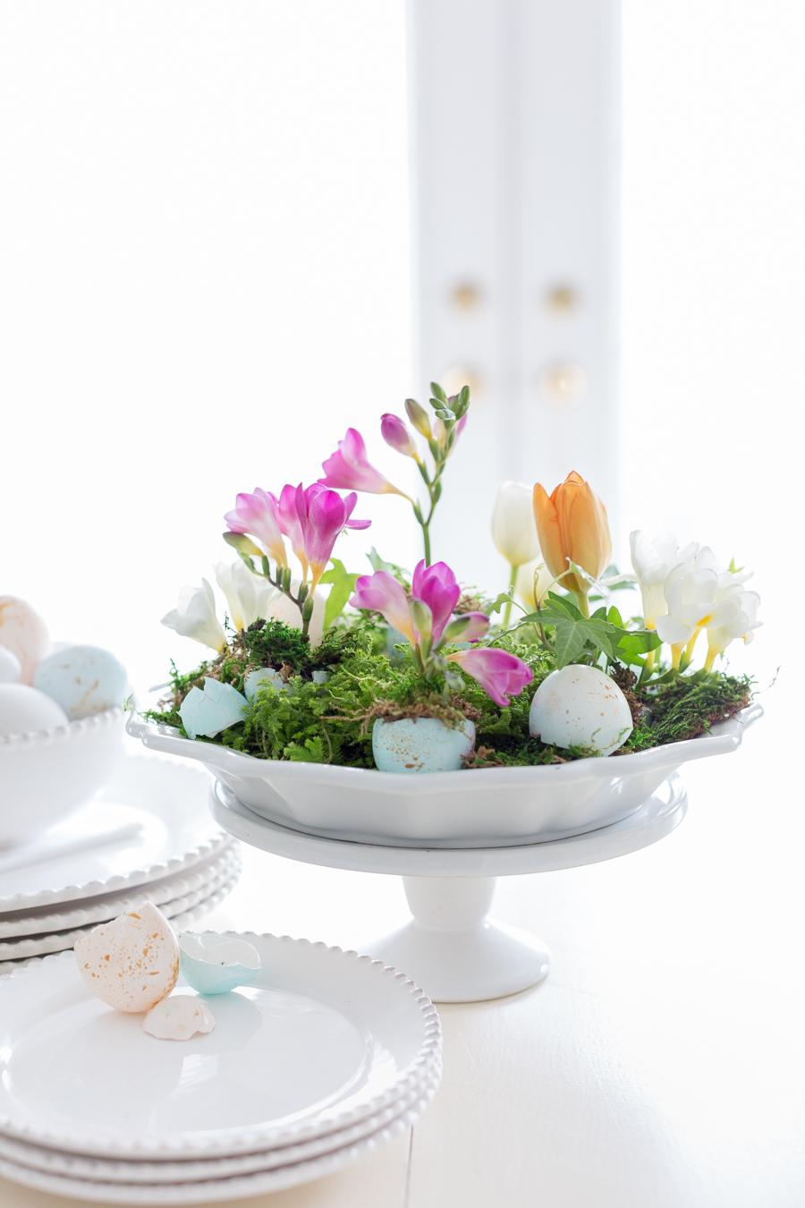 Eastercenterpiececraftberrybush-8