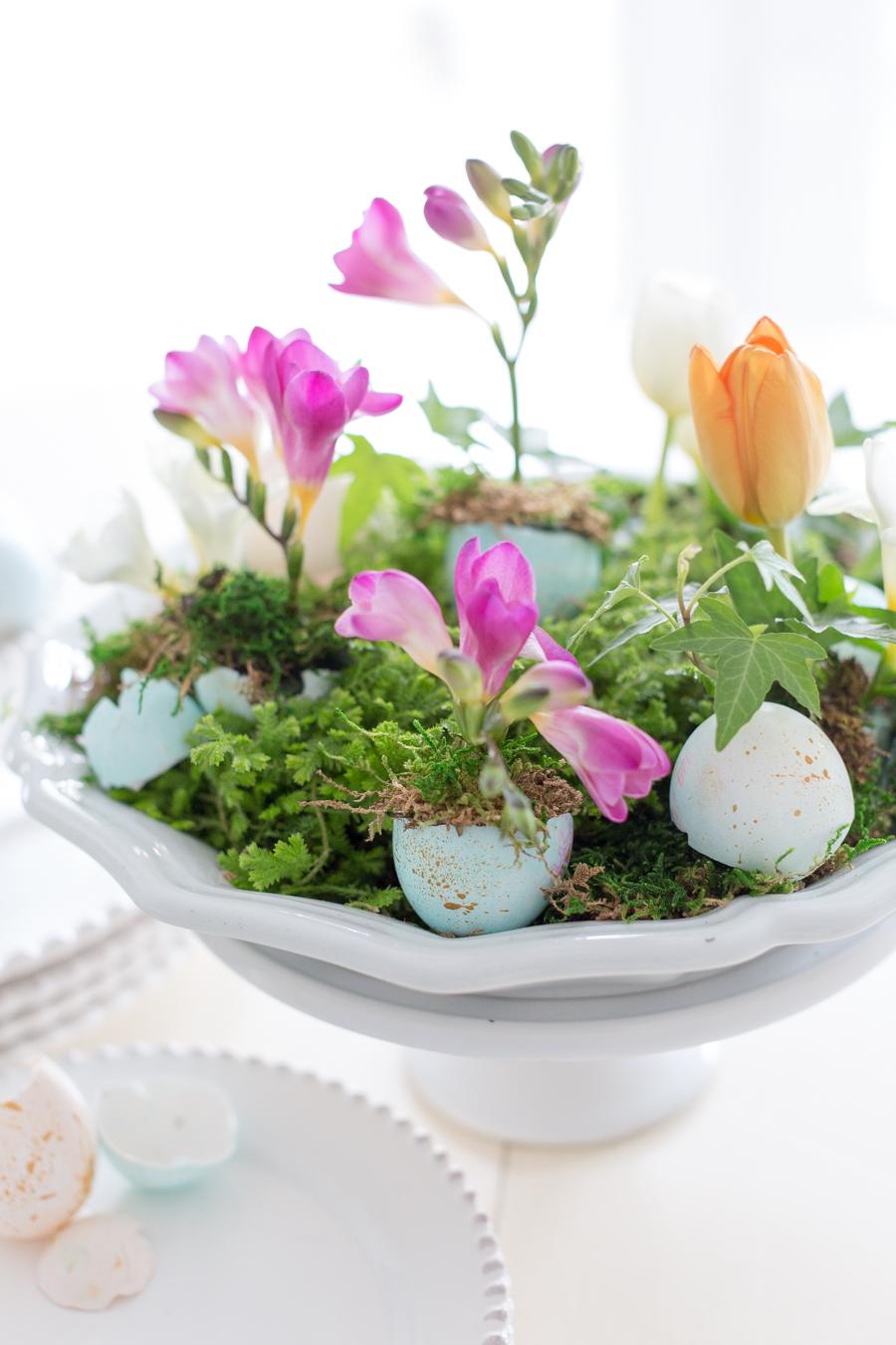 Eastercenterpiececraftberrybush-9