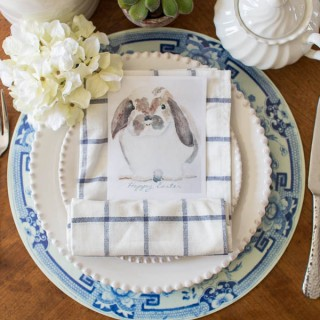 Bunny_Easter_Table