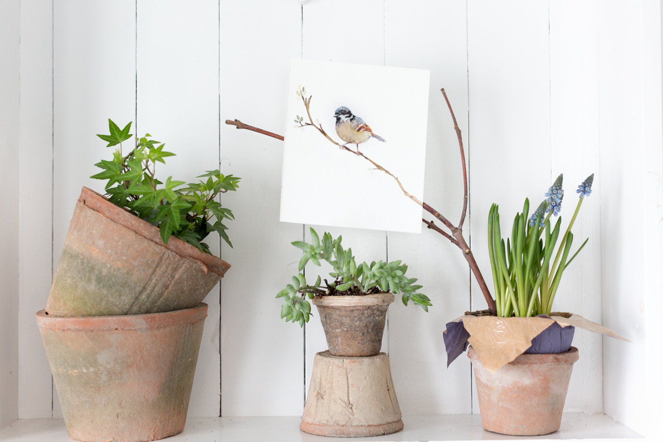 springwatercolorbirdcraftberrybush-2