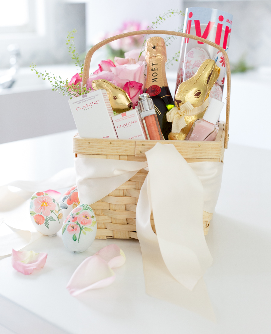 Grown Up Easter Basket