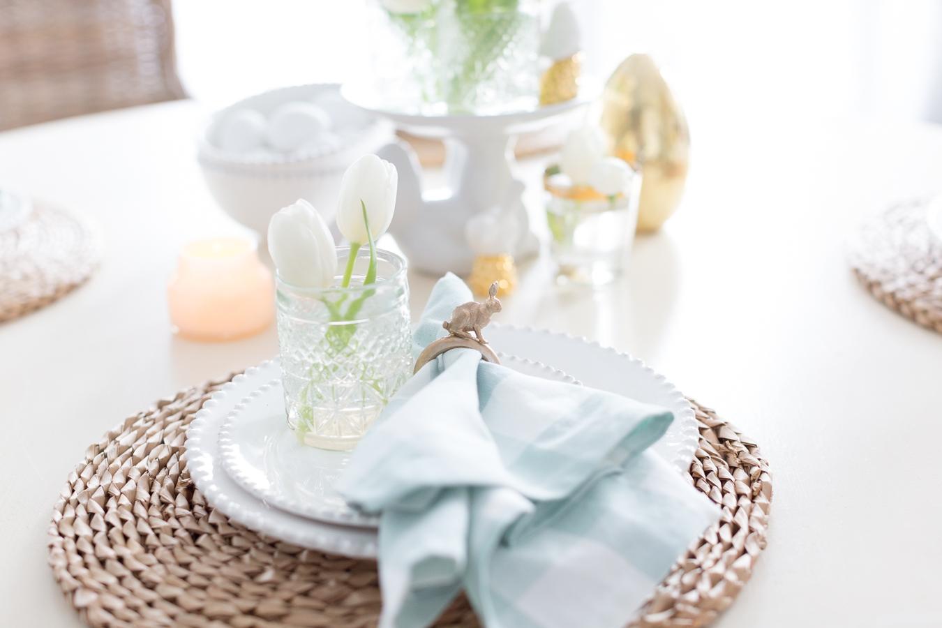 Easter Bunny Napkin Ring DIY craftberrybush-8