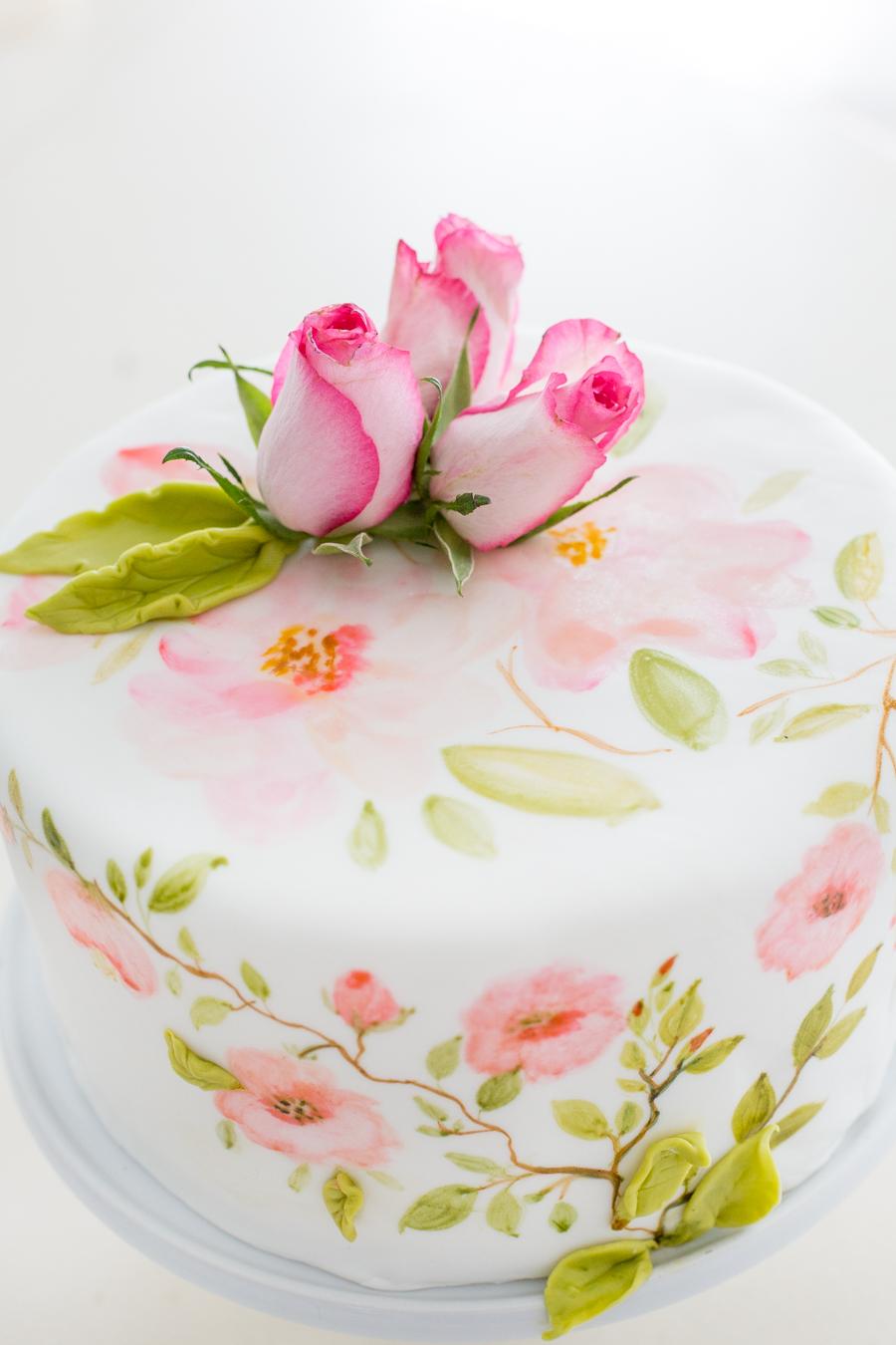 painted fondant cake_-3