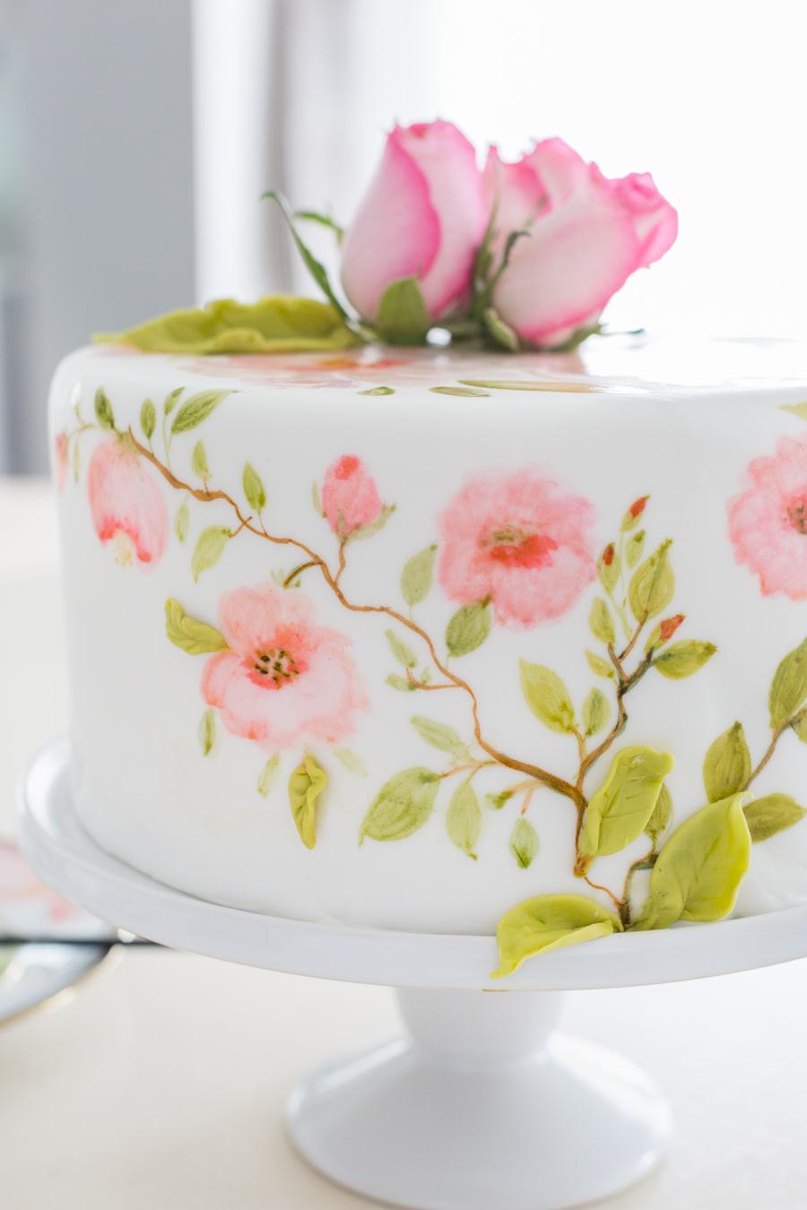 painted fondant cake_-6