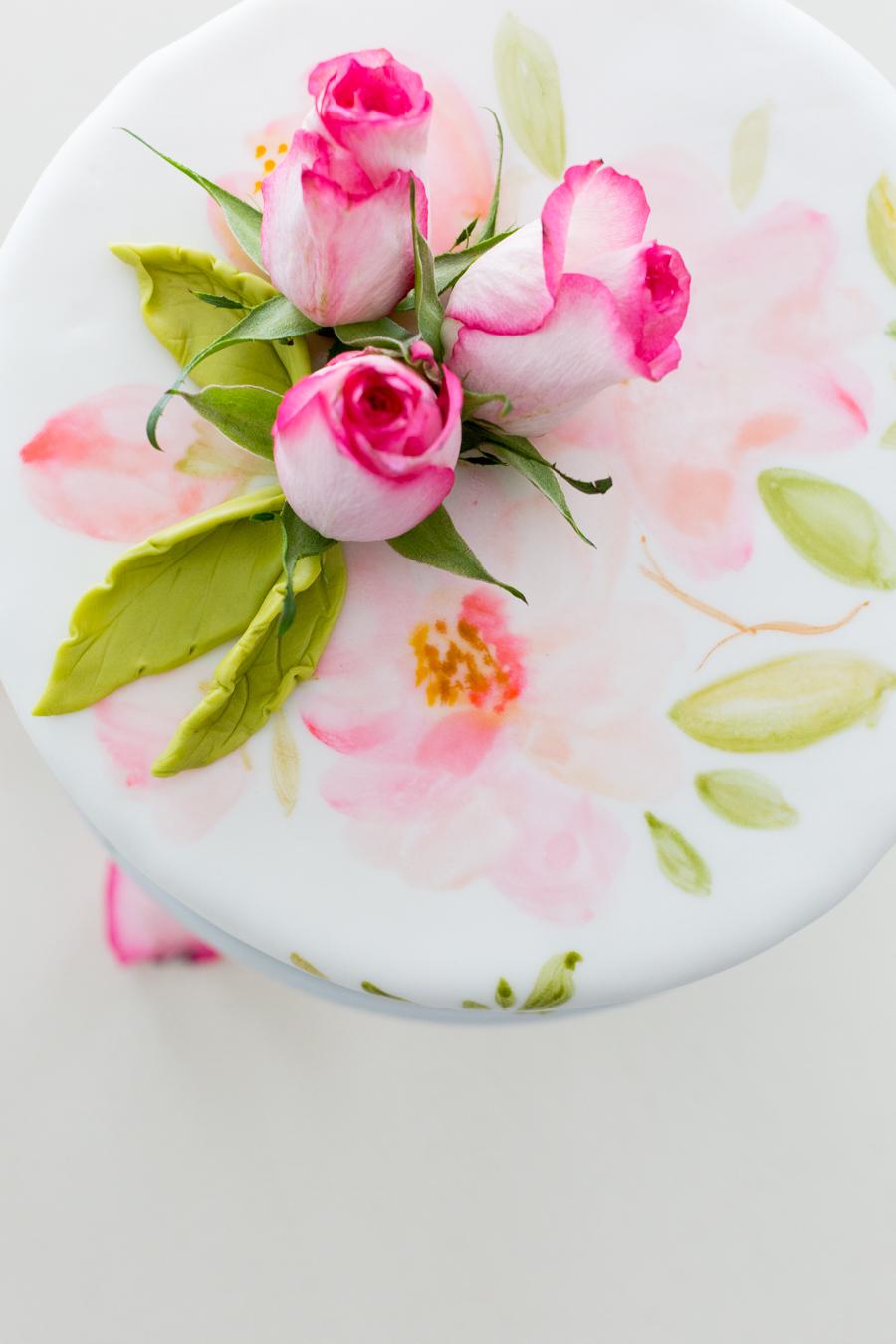 painted fondant cake_-7