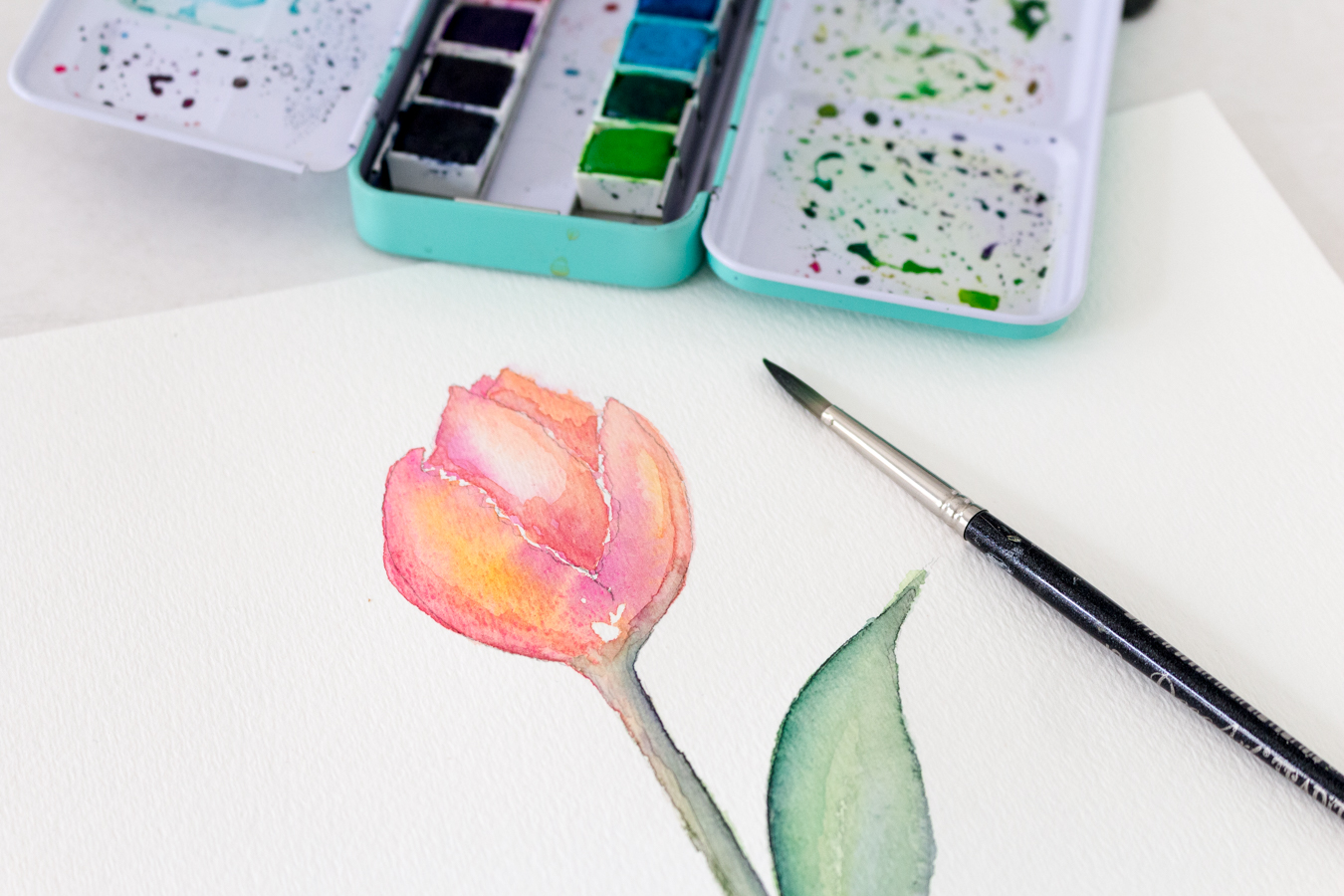 watercolortulip-2