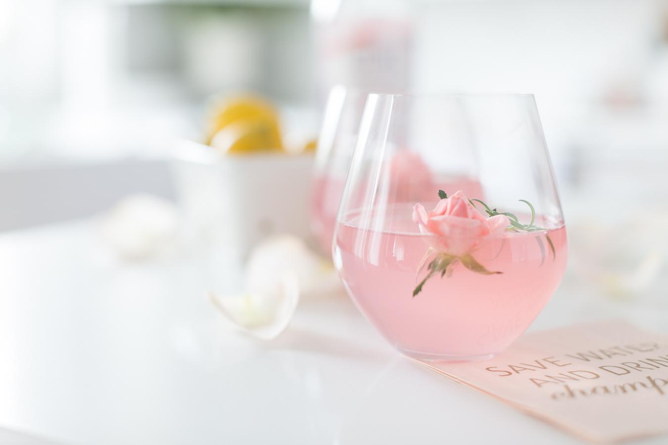 raspberry lemonade rose spritzer craftberrybush