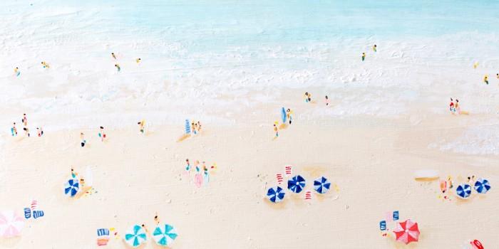 How to Paint a Beach Scene