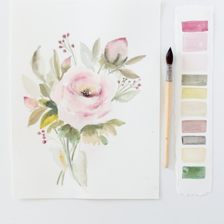 watercolorcraftberrybush-17