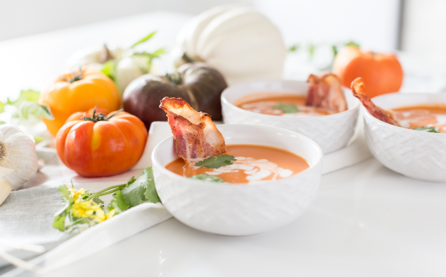 Pumpkintomatoand bacon soup-7