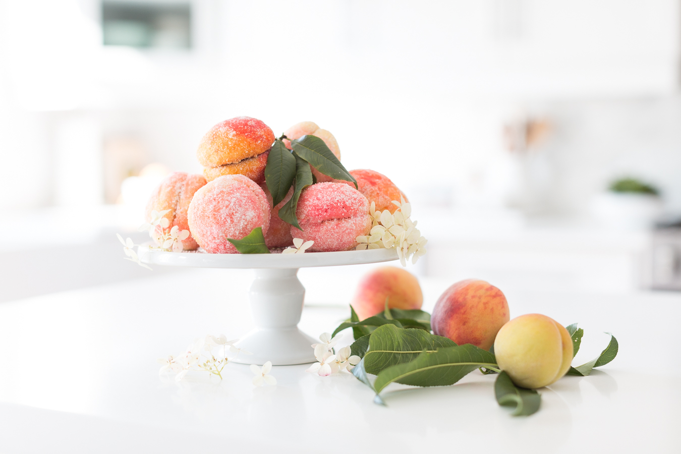 Italian Peach Cookie recipe