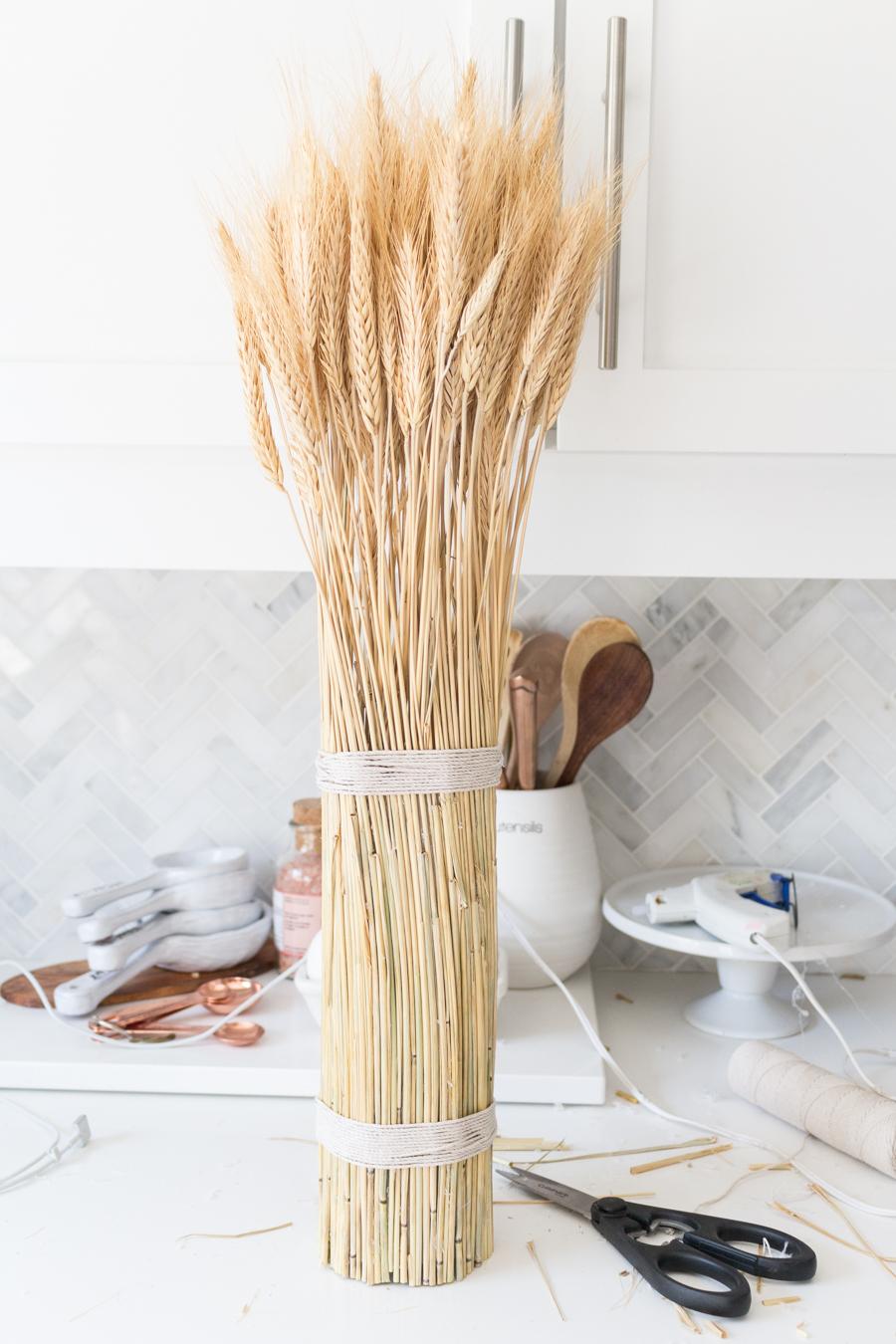 wheatbundlediycraftberrybush-7