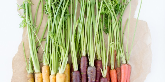 Garlic and Herbs Roasted Baby Carrots