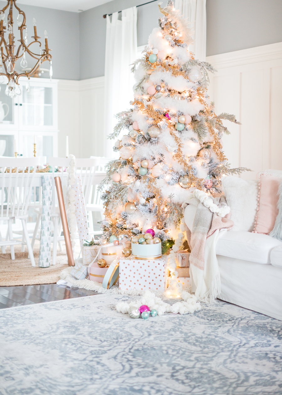 pastel christmas decor craftberrybush_-10