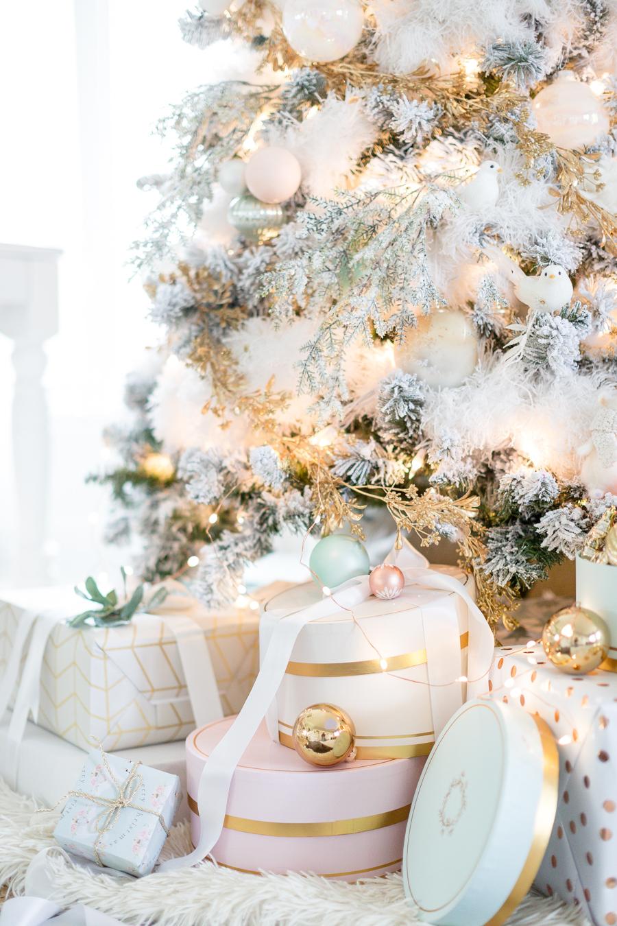 pastel christmas decor craftberrybush_-12