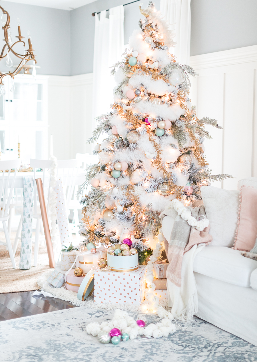 pastel christmas decor craftberrybush_-15