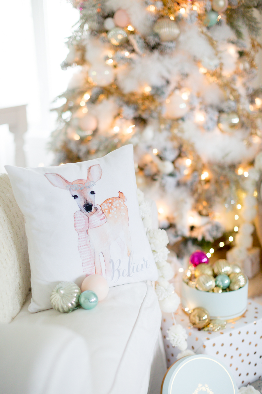 pastel christmas decor craftberrybush_-21