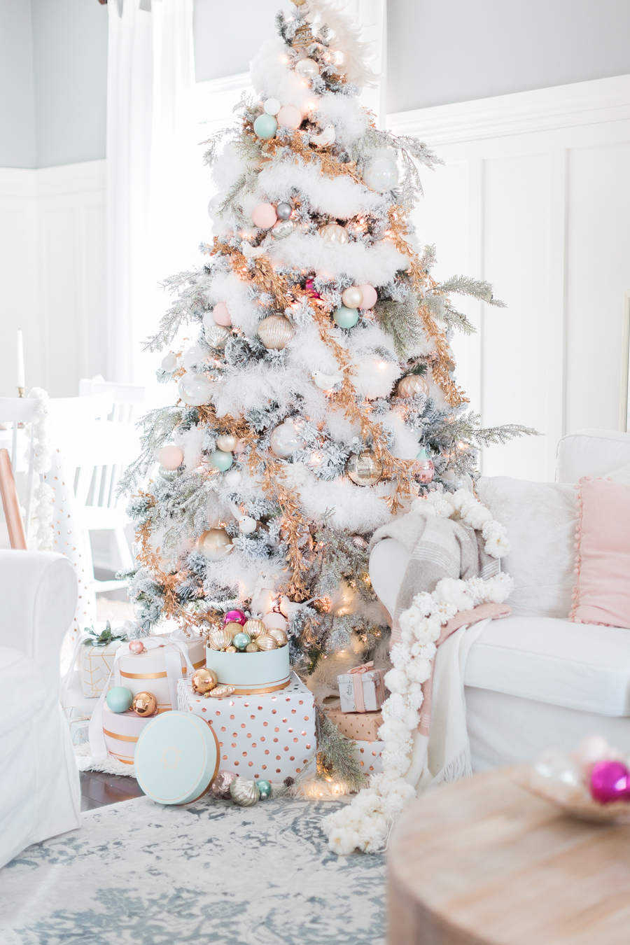 pastel christmas decor craftberrybush_-28