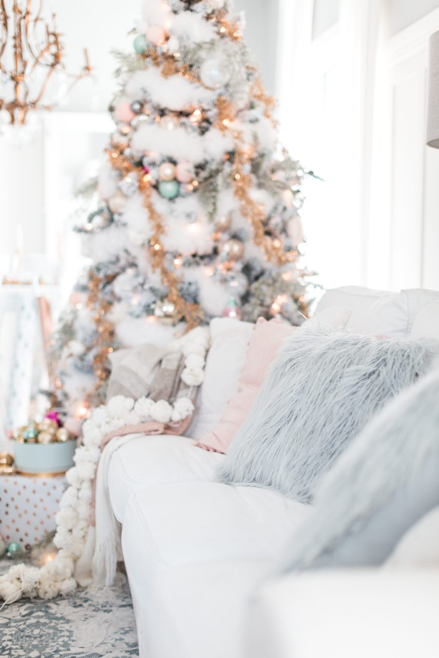 pastel christmas decor craftberrybush_-31