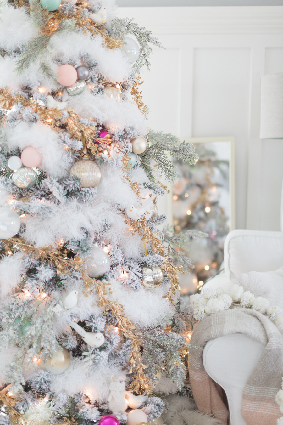 pastel christmas decor craftberrybush_-32