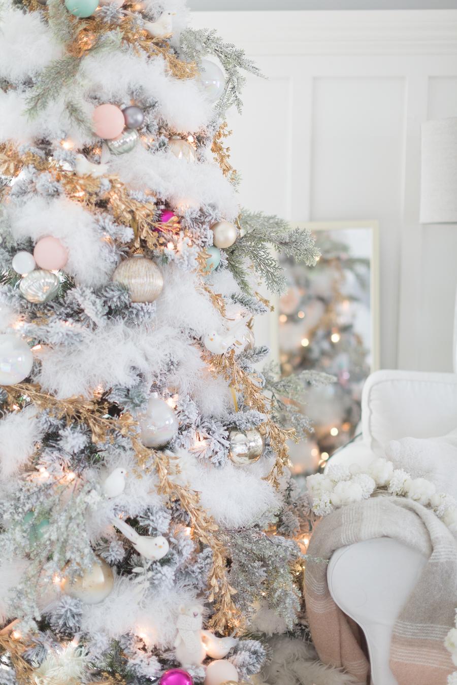 pastel christmas decor craftberrybush_ 32