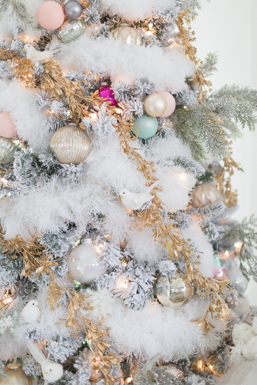 pastel christmas decor craftberrybush_-33