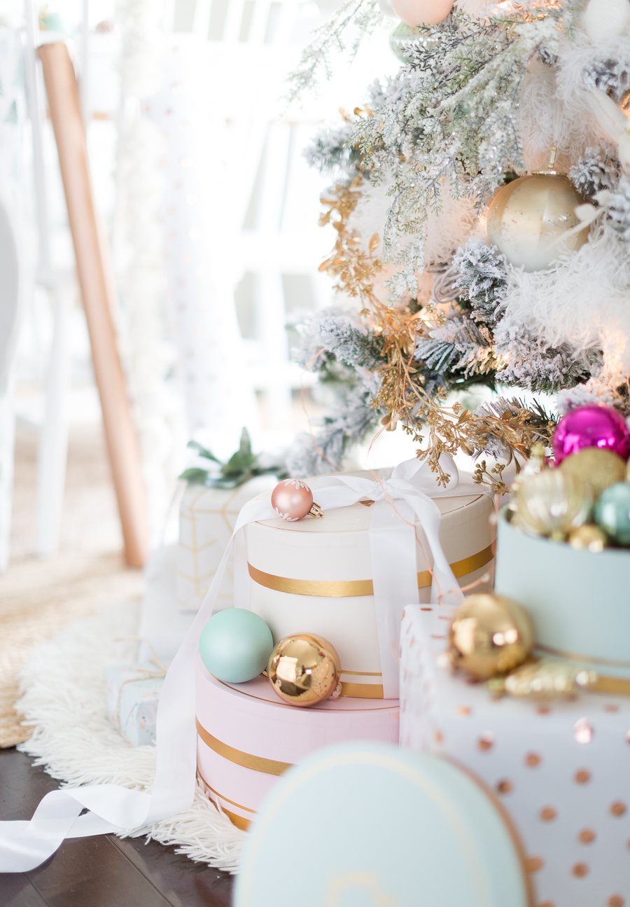 pastel christmas decor craftberrybush_-38