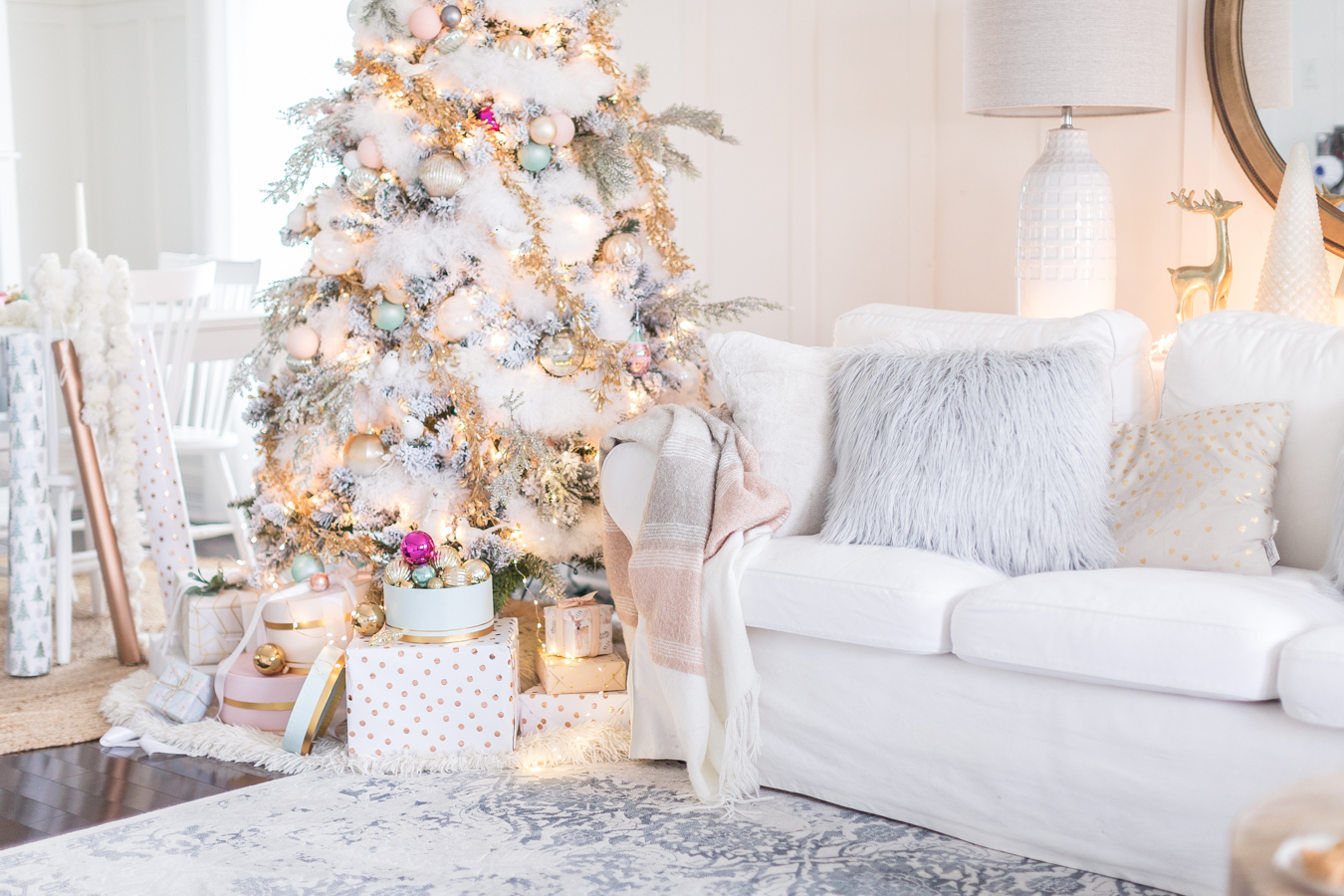 pastel christmas decor craftberrybush_-5