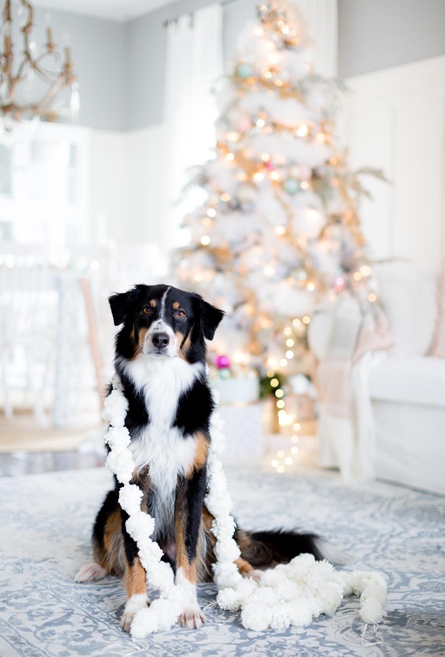 pastel christmas decor craftberrybush_-6