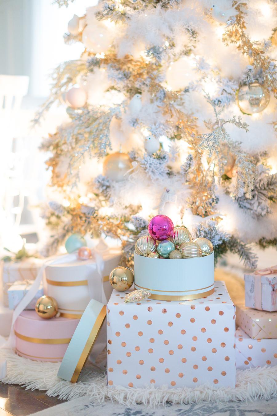 pastel christmas tree craftberrybush_-2