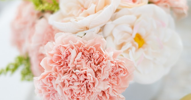 How to make Peonies out of Carnations