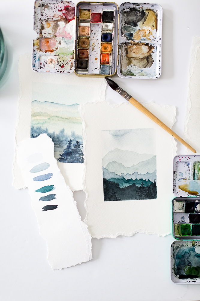 howtopaintwatercolormountains-8