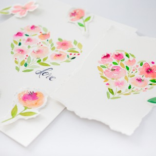 watercolorflowerheartprintablecraftberrybush-3