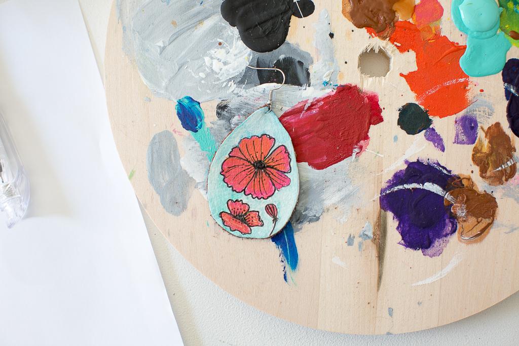 paintedleatherearringsdiy-9