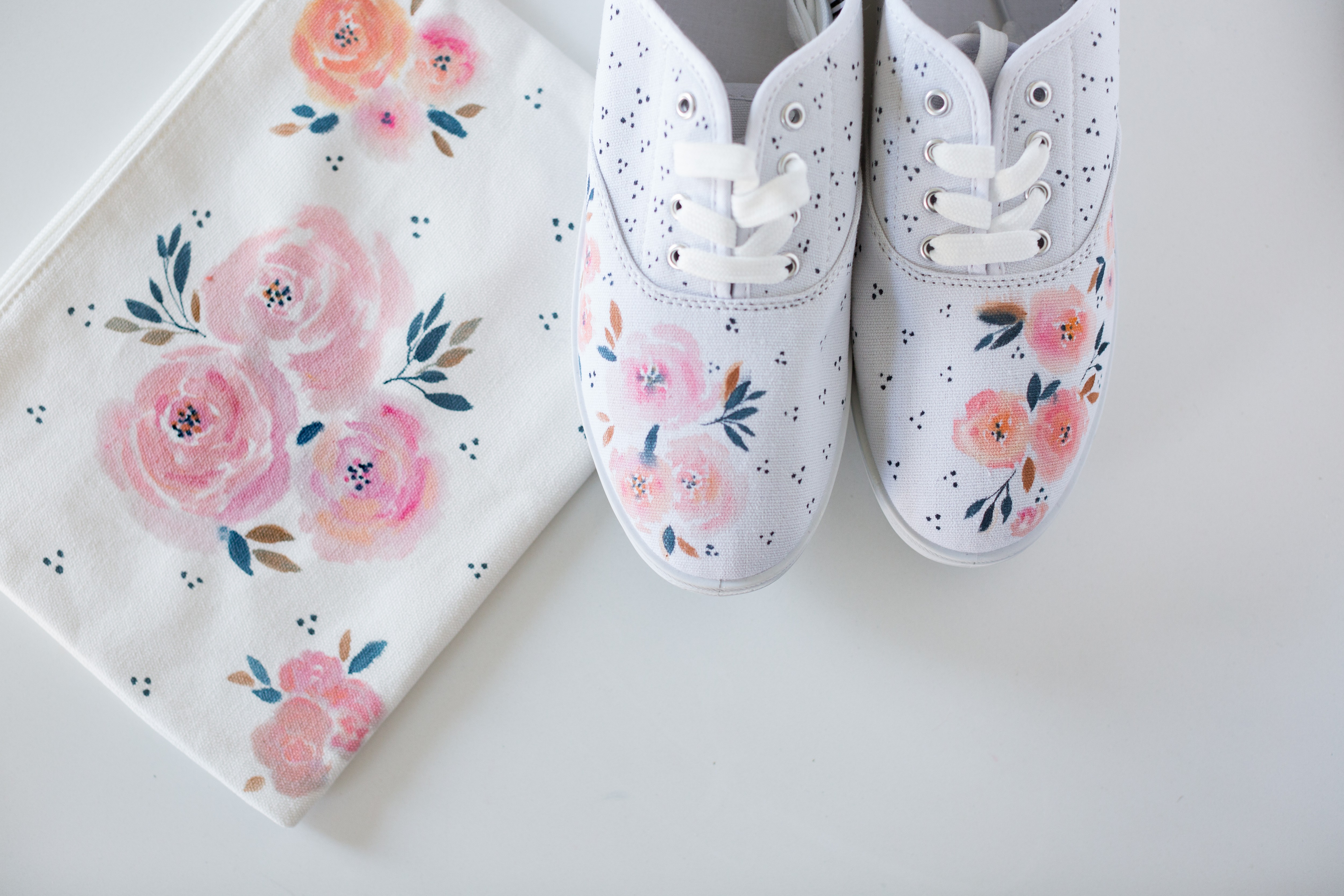 painted watercolor shoes-18
