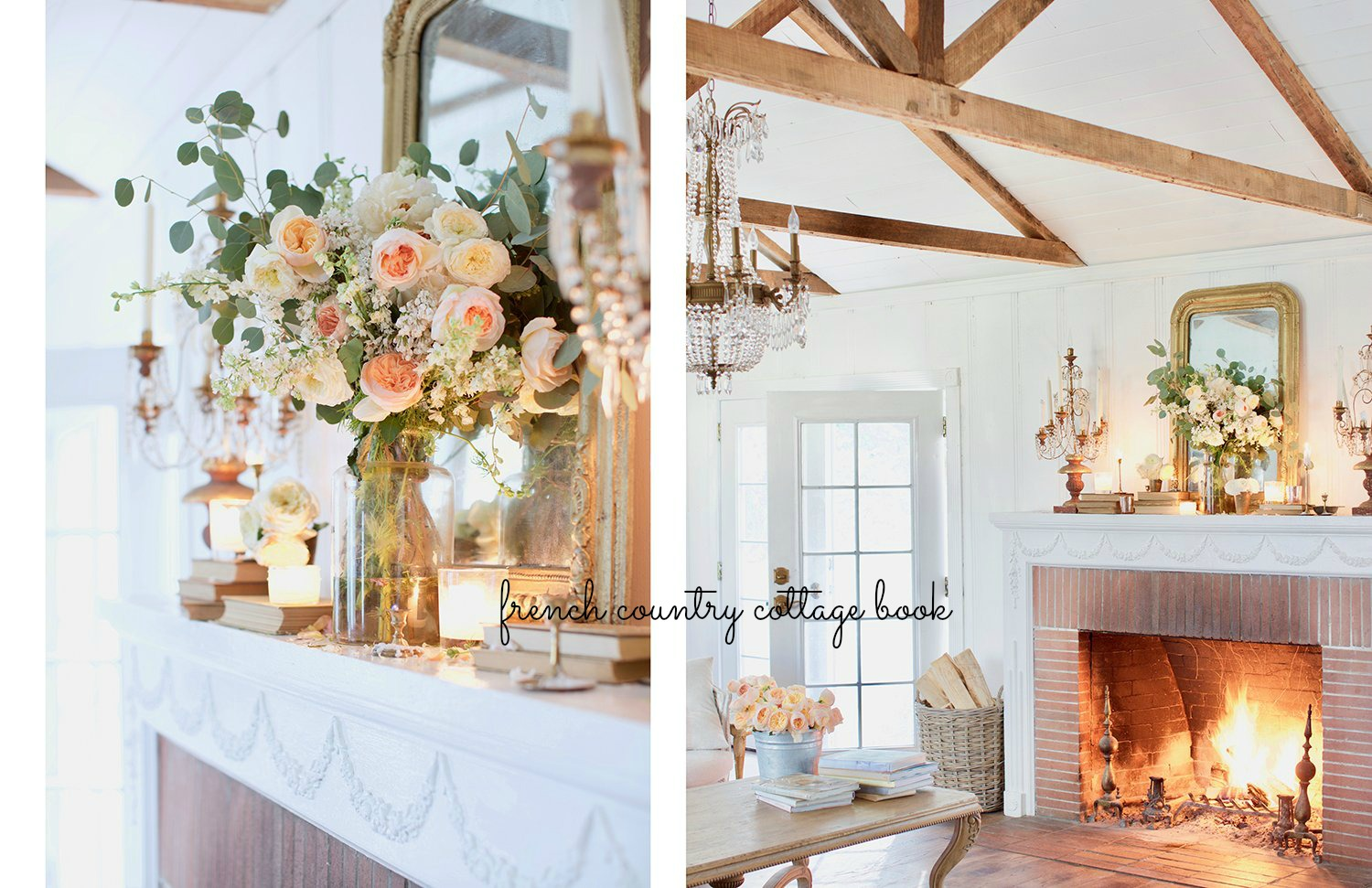 French Country Cottage Book