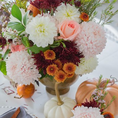 16 Fall tablescape Ideas