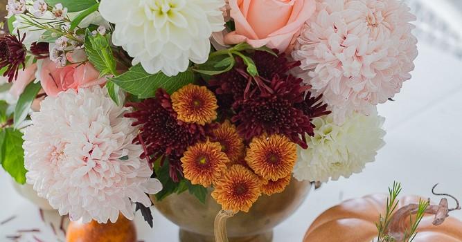 16 Fall tablescape Ideas