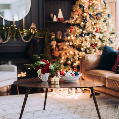 Christmas House Tour 2018
