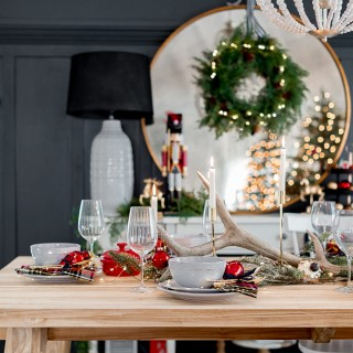 christmas dining room craftberry bush_-46