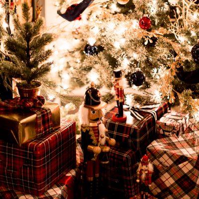 Christmas Night Home Tour