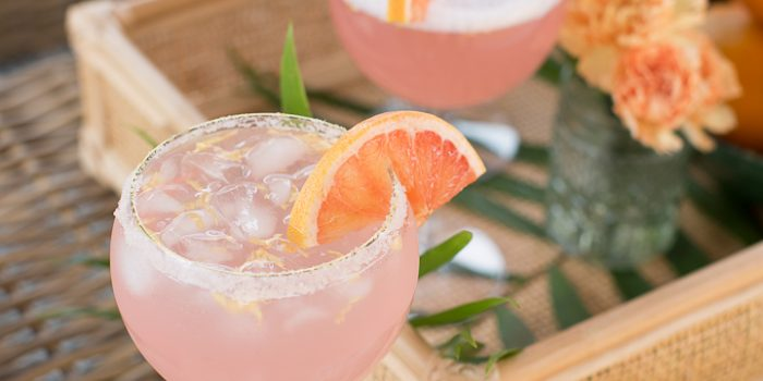 Grapefruit Pineapple Margarita